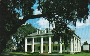 Historic Houmas House 1800 1840 Located On The Great River Road At Burnside L...