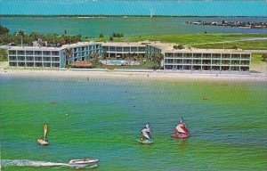 Florida Saint Petersburg Beach The Happy Dolphin Inn 1971