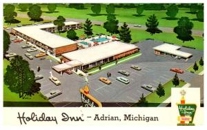Michigan Adrian , Holiday Inn