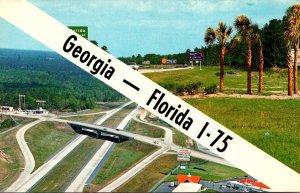 Florida- Georgia I-75