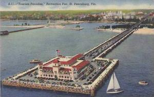 Florida St Petersburg The Recreation Pier
