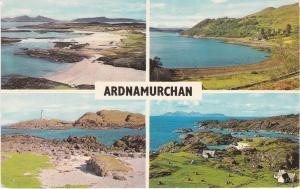 Post Card Scotland Argyll Ardnamurchan