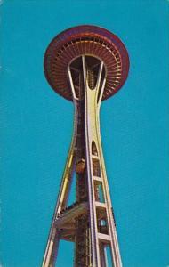 World Famous Space Needle Seattle Washington