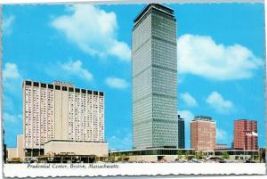 Boston Massachusetts Prudential Center, Sheraton-Boston Hotel, Auditorium