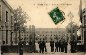 CPA CHOLET-Entrée de la Caserne Thareau (189881)