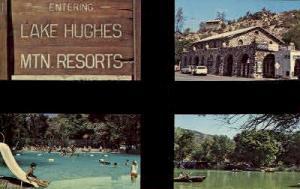 Lake Hughes & Munz Lake Resort