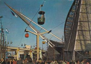 Exposition Universelle De Bruxelles 1958, The Pavilion Of France : Sidelook, ...