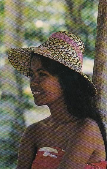 Samoa Pago Pago Former Miss American Samoa