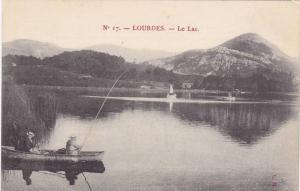 LOURDES, Le Lac, Hautes Pyrenees, France, 00-10s