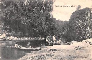 Indonesia, Republik Indonesia Gezicht Kwalverivier  Gezicht Kwalverivier