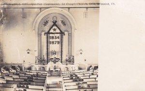 RP: WINSTED , Connecticut, 00-10s ; Quarter Centennial, 2nd Cong'l Church Int...