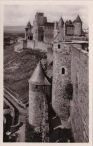 France Carcassonne La Montee de la Porte de l'Aude