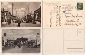 2 - RPPC - Berlin Cards