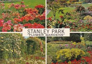 Canada Stanley Park Memorials Vancouver British Columbia