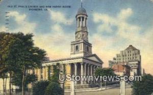 Old St Pauls Church