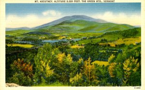 VT -  Mt Ascutney