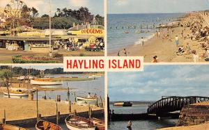 Hayling Island UK Dodgems (Bumper Cars) Ferris Wheel~Bingo-Beach-Boats 1950s