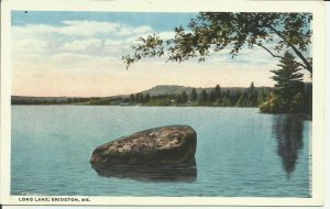 Bridgton, Maine, Long Lake