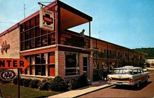 Connecticut New Haven 3 Judges Motel & Restaurant