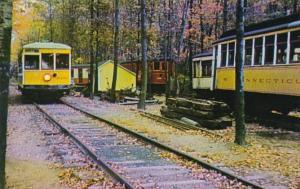 Connecticut Electric Railway Trolley Car #3001