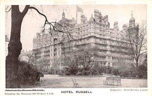 Hotel Russell London United Kingdom, Great Britain, England Unused
