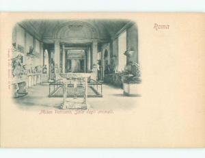 Pre-1907 NICE VIEW Rome - Roma Italy i5304