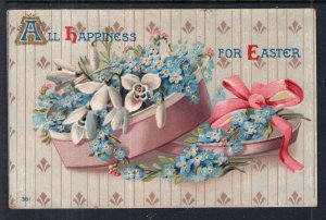 Happiness For Easter,Flowers