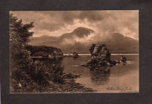 Ireland UK Colleen Bawn Rock Killarney Postcard Tuck & Sons United Kingdom