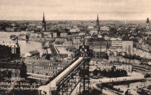 Staden Och Riddarholmen,Stockholm,Sweden BIN