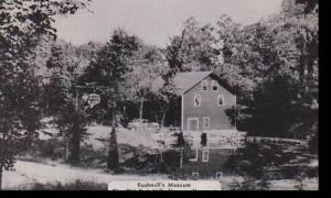 Vermont Vernon Bushnells Museum The Old Red Mill Dexter Press Archives