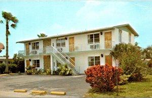 Florida Treasure Island Colonial Arms Annex Apartments