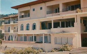 Hotel Dambala Port-au-Prince Haiti Phone 7887, Chrome