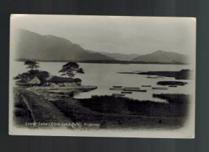Mint Picture Postcard Ireland County Kerry Killarney Lower Lake view