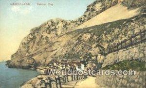 Catalan Bay Gibralter Unused