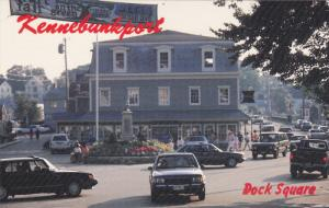 Dock Square , KENNEBUNKPORT , Maine , 50-60s