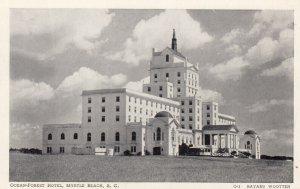 MYRTLE BEACH , South Carolina , 1940-60s ; Ocean-Forest Hotel