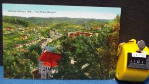 STD Vintage Eureka Springs Arkansas from Baker Hospital Posted 1946
