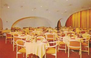 MONTREAL, Quebec, Canada, 1940-60s; Holiday Inn, El Castillo Dining Room