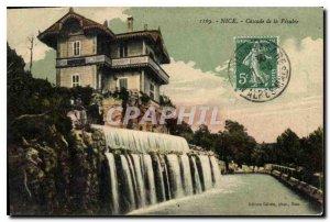 Postcard Old Nice Vesubie the Cascade