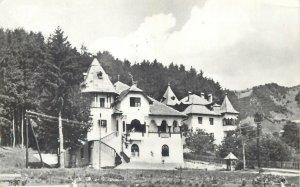Romania Postkarte Sangeorz Bai Pavilioanele 1 si 2