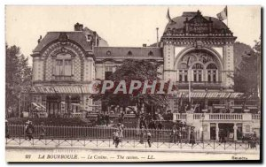 La Bourboule Postcard Old Casino