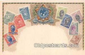 Brazil Postcard Post Card Brazil