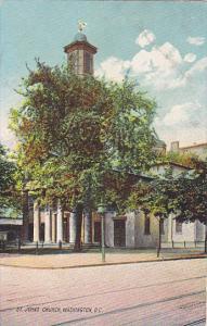 St John's Church Washington DC Rotograph