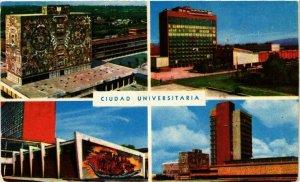 CPM AK Ciudad Universitaria MEXICO (599227)