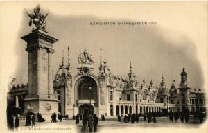 CPA PARIS EXPO 1900 Les Manufactures nationales (576354)
