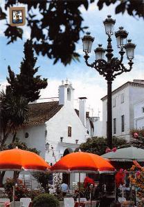 Spain Marbella Costa del Sol Square of the Naranjos Plaza de los Naranjos