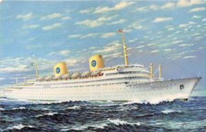 5860   M.S.Gripsholm,   Swedish American Line