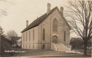 RP: PRINCETON , Illinois , 00-10s ; Swedish Mission Church