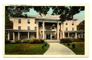NY -  Fredonia. White Inn