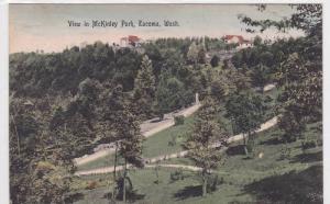 View in McKinley Park, Tacoma, Washington, 00-10´s